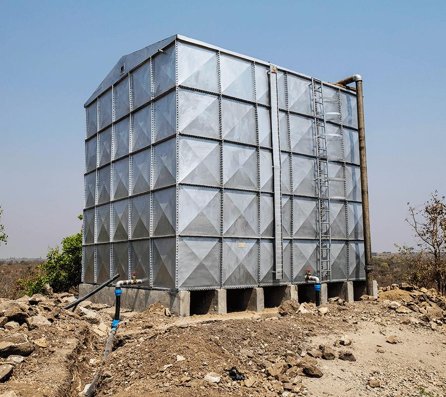 wwaterworks water storage service